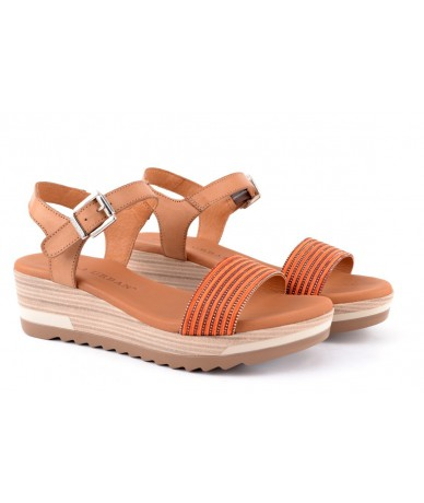 Paula Urban 49-8605 Kats Orange - Bangla Tostado
