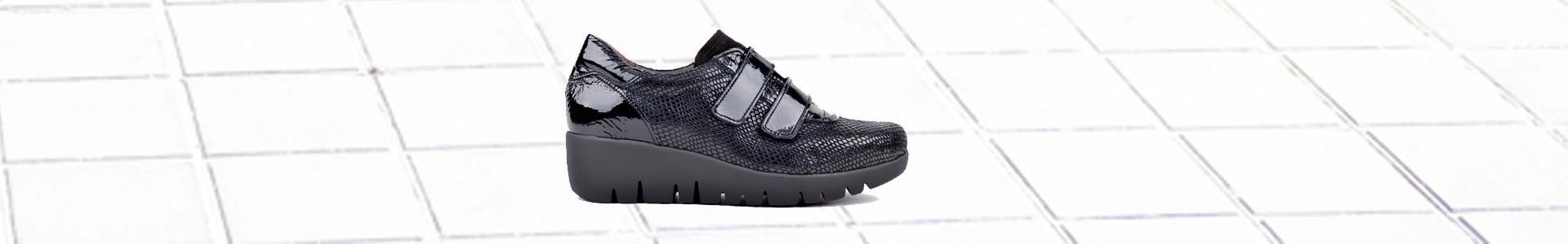 sapatos cunha