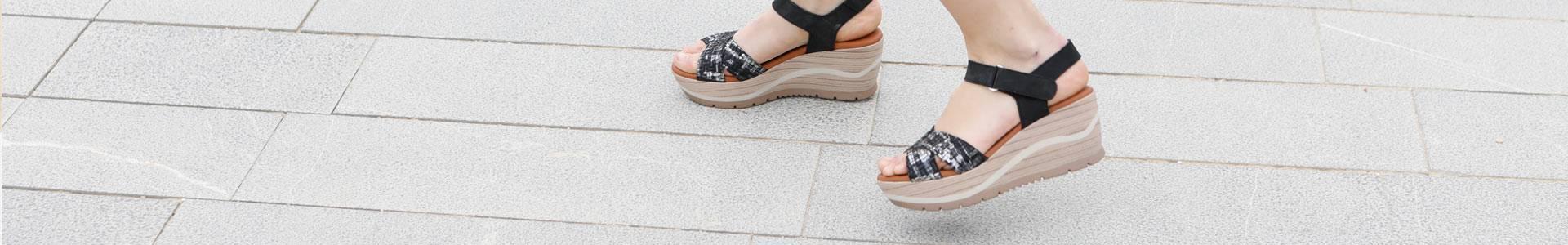 SS19 sandals